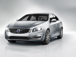 The 2014 Volvo S60 sedan features a new exerior design, interior updates, and new automatically...