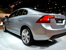 For 2013, the Volvo S60 features an improved inline five-cylinder engine that provides faster...