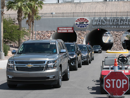 The ride and drive detailed how GM vehiclescan improve fleet safety, efficiency,productivity,...