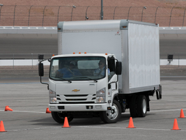 The 2017 Chevrolet Low Cab Forward 6500XD was one such vehicle available to test drive at the...