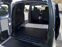 """The City Express is 6'10"""" long and 48 in. wide, and has 122.7 cu. ft. of cargo volume. The cargo..."""