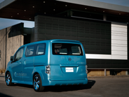 The vehicle is powered by a lithium-ion battery composed of 48 modules and an 80kW AC...