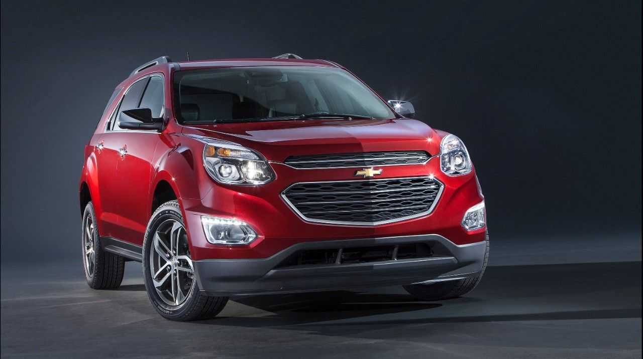 Chevrolet's 2016 Equinox Compact SUV