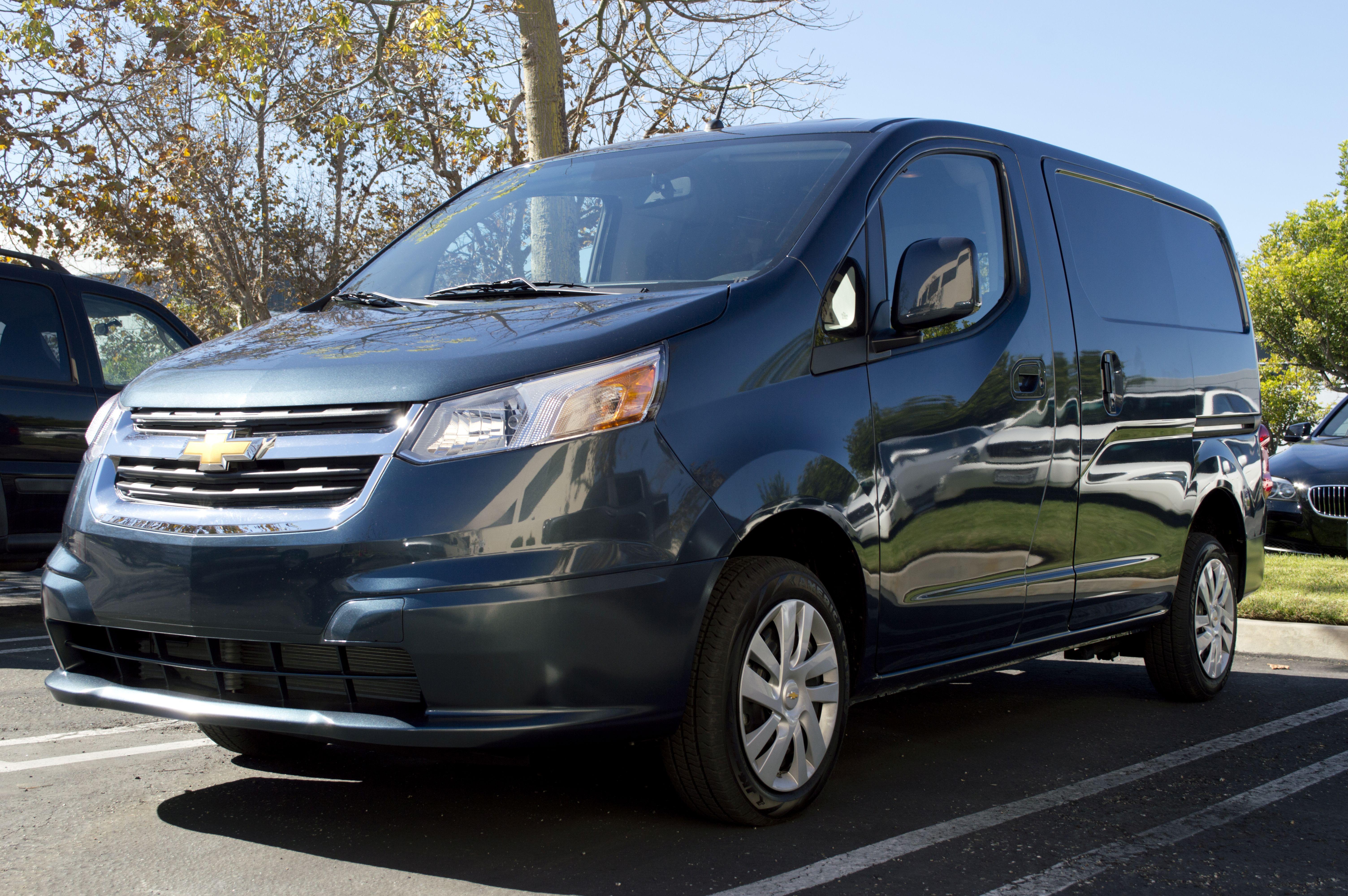 2015 Chevrolet City Express Walkaround