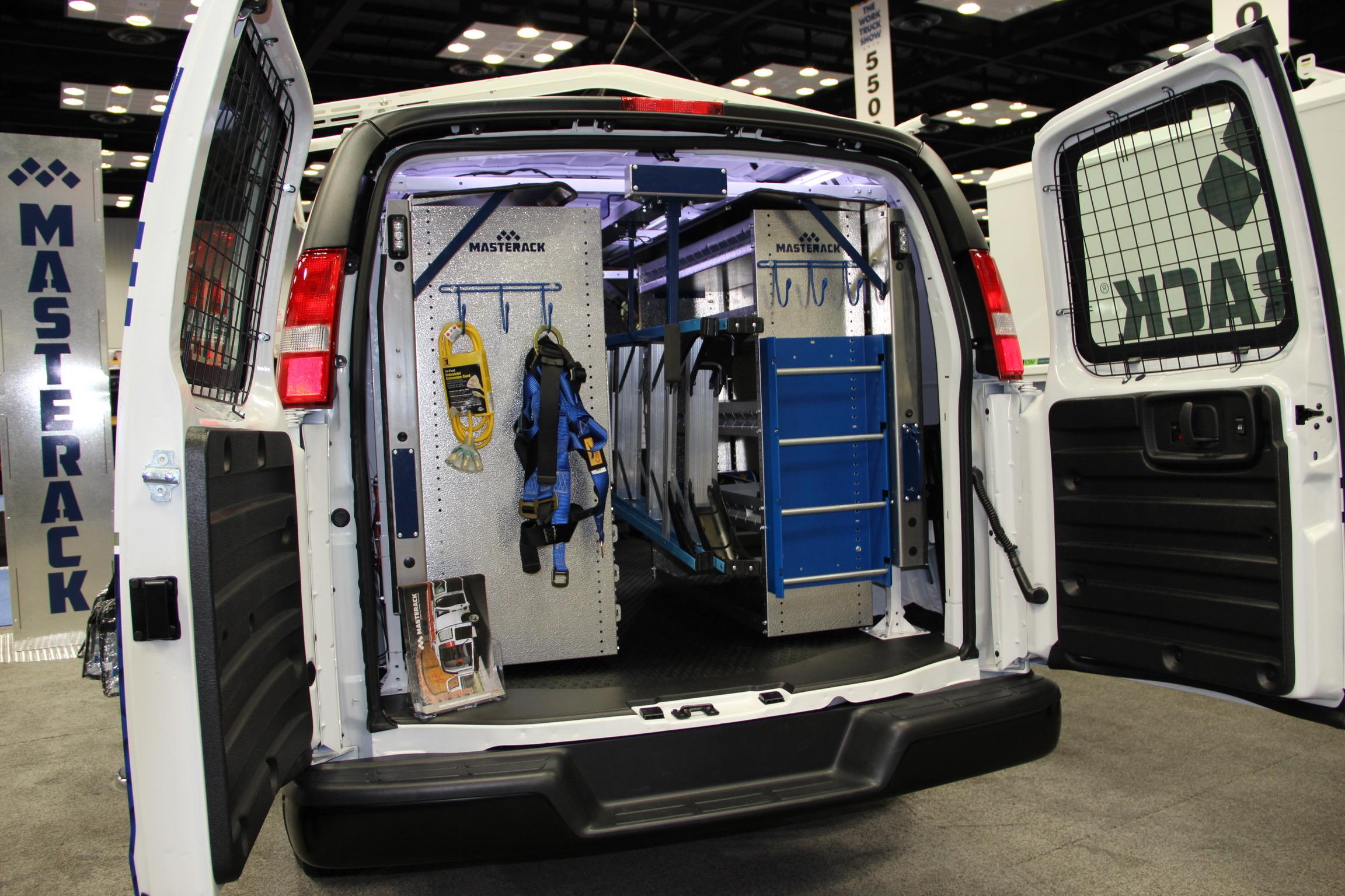 Truck and Van Storage Equipment