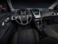 The interior has a 7-inch color touchscreen radio that comes standard and a new instrument panel...
