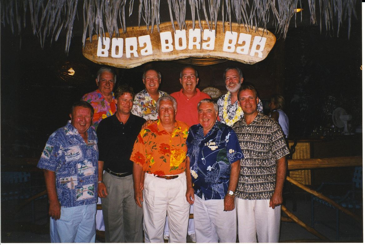 Without a doubt, an annual trip Ed took to Kona, Hawaii with fleet friends was one of his...