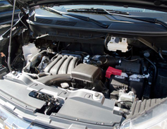 The City Express has a standard2.0-liter four-cylinder engine rated at 131 horsepower.