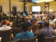 The conference agenda included many panel discussions featuring fleet managers showcasing best...