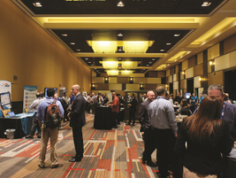Networking played a central role at the Fleet Safety Conference. Many networking breaks were...