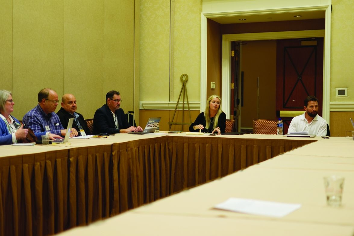 All of the IARA's committees held meetings at the Spring Roundtable. Some of the committees,...
