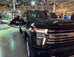The 2020 Silverado 3500HD can tow 35,500 lbs, a more than 50% improvement over the previous...