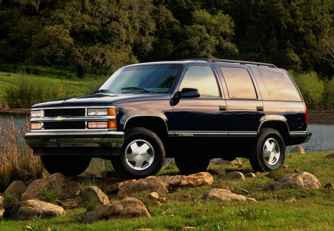 The first-generation Tahoe continued with the 1999 model. The sister Yukon model added  a...
