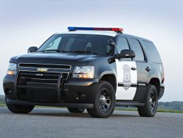 Chevrolet offered a police package starting in 1997, and, in 2014, the pursuit-rated Tahoe PPV.