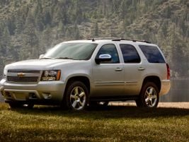 The 2014 Tahoe appeared in Captain America: The Winter Soldier.