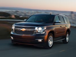 The fourth-generation 2016 Tahoe expanded on the increased connectivity of the 2015 model and...