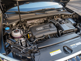 All Q3s are powered by a 228-hp 2.0L inline-four.