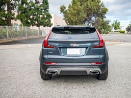 The XT4 retails for at least $35,790. Our test vehicle would retail for $48,685.