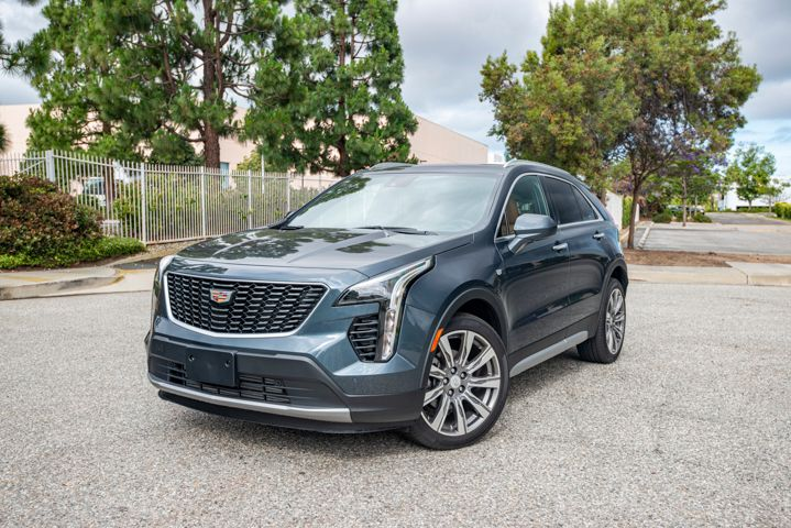 The 2019 Cadillac XT4 is available in three trims, including Luxury, Premium Luxury, and Sport.  - Photo by Kelly Bracken.