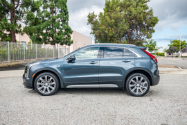 Cadillac's 2019 XT4