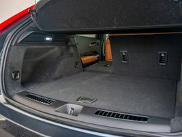 WIth the second row of seats in place, the XT4 provides 22.3 cubic feet of storage.