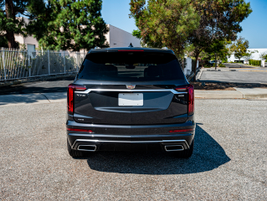 The vehicle has the same underpinnings as the Cadillac XT5 and GMC Acadia.