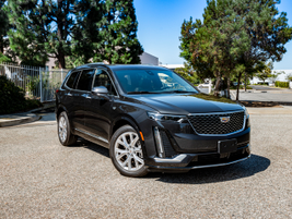 Cadillac's 2020 XT6 joins the XT4 (2019-MY) and XT5 (2017-MY) as recent introductions to the...