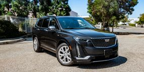 2020 Cadillac XT6 Receives Top SUV Award in China