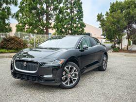 Jaguar's 2019 I-Pace