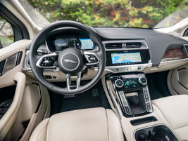 Drivers have granular control over how the I-Pace drives. By default the I-Pace, like other...