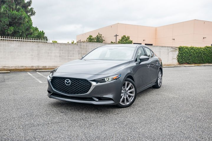 The Mazda3 is now offered in base, Select (sedan only), Preferred, and Premium trims.