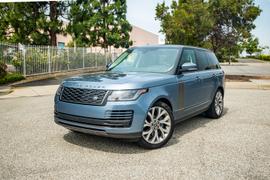 2019 Range Rover P400e Plug-in Hybrid