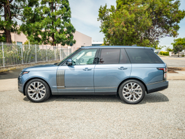 The 2019 Range Rover HSE P400e is the only trim that offers athe plug-in hybrid powertrain.