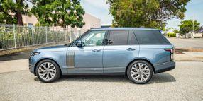 Range Rover's 2019 P400e Plug-in Hybrid