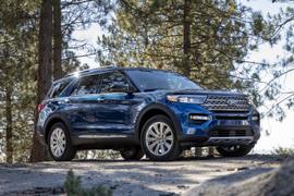 Ford's 2020 Explorer