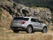 The Explorer improves its weight distribution on the chassis, which significantly improves the...