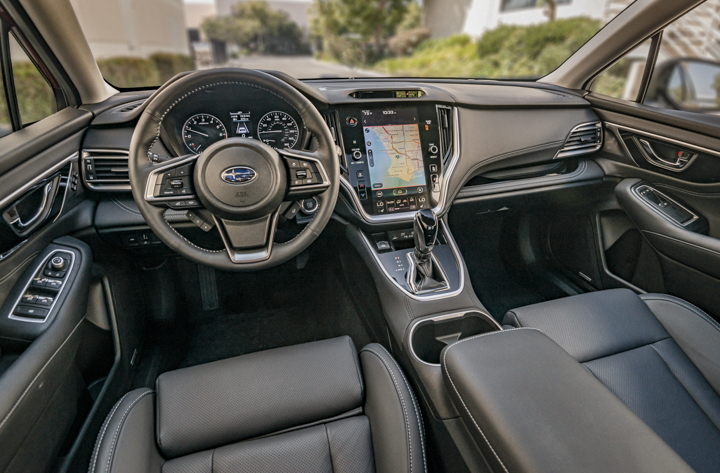 The 2020 Subaru Legacy comes standards with Subaru's EyeSight Driver Assist Technology.