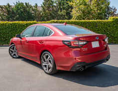 Residual values for sedans have been getting better in more recent months, and are projected to...