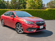 The 2020 Subaru Legacy has a starting MSRP of $22,545 and tops out at $31,545.