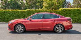 Subaru's 2020 Legacy
