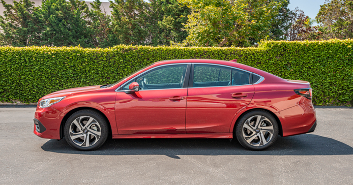 The 2020 Subaru Legacy provides 27 mpg city / 35 mpg highway. The available Touring XT model...