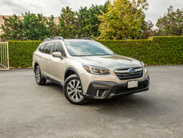 The 2020 Outback enters its sixth generation.
