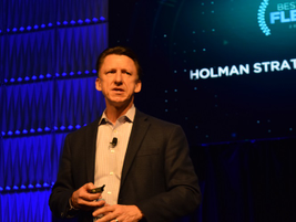 Bill Cariss, president and CEO of Holman Strategic Ventures, offered a presentation on...