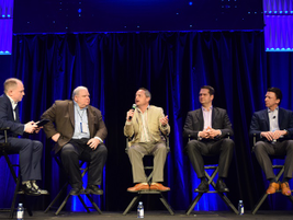 "A panel discussion titled ""What Does the future Hold for Fleet"" discussed how fleet might be..."