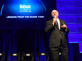 The conference was closed out by a keynote presentation from Kevin O'Leary, a Canadian...