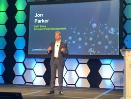 Jon Parker, EVP enterprise sales for Element, said the company's commitment to its fleet...