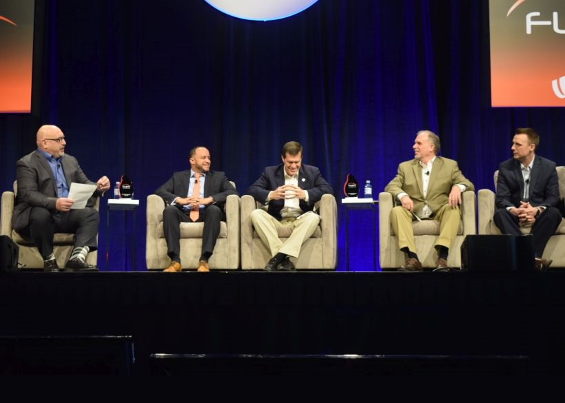 Four Flexy Award winners spoke of the successes that helpedthem achieve their honor during the...