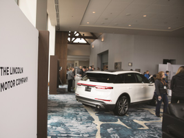 Lincoln had a prominent presence at the 2020 Fleet Preview with a Lincoln lounge and curated...