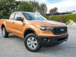 The 2019 Ranger will be available in three trims, including XL, XLT, and Lariat.