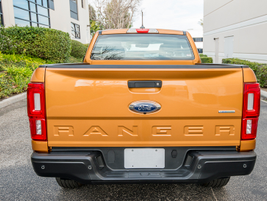The Ranger retails for at least $25,395
